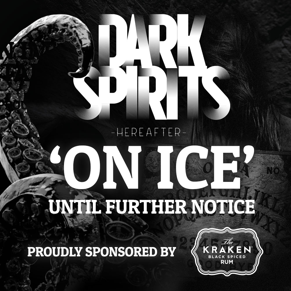 Dark Spirits On Ice